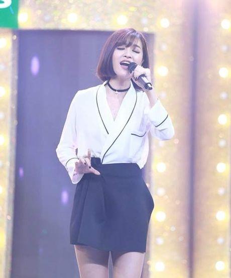 """TV Show: Viet Huong muon lam """"thiep"""" cua Mr Dam; Truong Giang """"tranh thu"""" ninh Nha Phuong - Anh 5"""