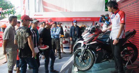 Honda Viet Nam dong hanh cung su phat trien cua dua xe the thao trong nuoc - Anh 11