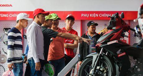 Honda Viet Nam dong hanh cung su phat trien cua dua xe the thao trong nuoc - Anh 12