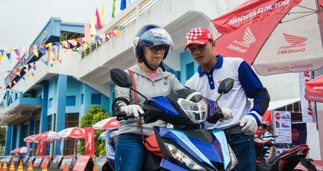 Honda Viet Nam dong hanh cung su phat trien cua dua xe the thao trong nuoc - Anh 13