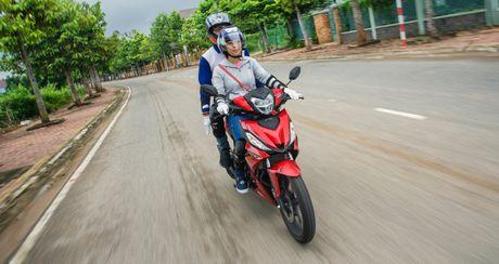 Honda Viet Nam dong hanh cung su phat trien cua dua xe the thao trong nuoc - Anh 14