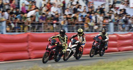 Honda Viet Nam dong hanh cung su phat trien cua dua xe the thao trong nuoc - Anh 1