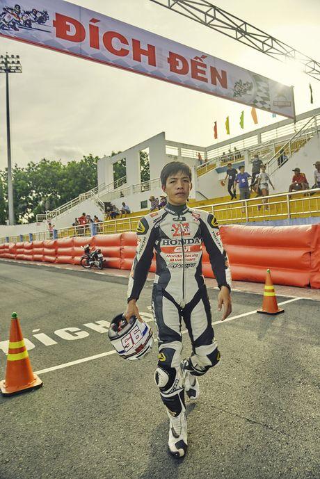 Honda Viet Nam dong hanh cung su phat trien cua dua xe the thao trong nuoc - Anh 3
