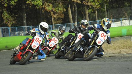 Honda Viet Nam dong hanh cung su phat trien cua dua xe the thao trong nuoc - Anh 4