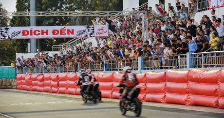 Honda Viet Nam dong hanh cung su phat trien cua dua xe the thao trong nuoc - Anh 8