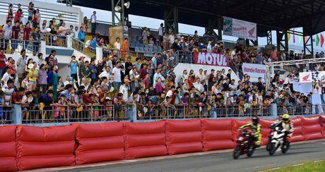Honda Viet Nam dong hanh cung su phat trien cua dua xe the thao trong nuoc - Anh 9