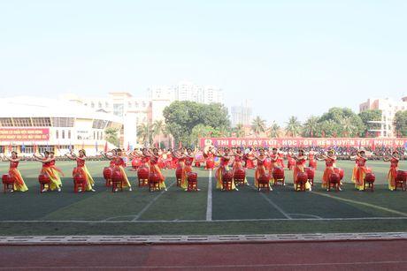 Hoc vien An ninh nhan dan khai giang nam hoc 2016-2017 - Anh 9