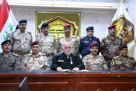 Iraq va dong minh tong tan cong IS giai phong Mosul - Anh 3
