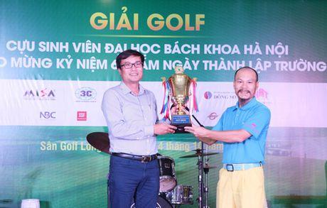120 Golf thu quy tu tai giai Golf cuu sinh vien DH Bach Khoa - Anh 6