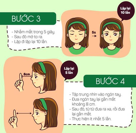 Cac bai tap the duc cho doi mat sang khoe - Anh 3