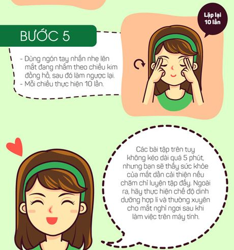 Cac bai tap the duc cho doi mat sang khoe - Anh 4