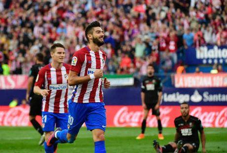 Tieu diem V8 La Liga: Mua ban thang & su tro lai an tuong - Anh 1