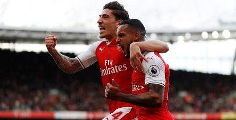Theo Walcott - Arsenal: Nao minh cung nhau lam 'nguoi lon' - Anh 1