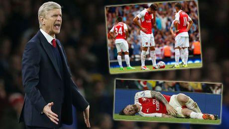 Theo Walcott - Arsenal: Nao minh cung nhau lam 'nguoi lon' - Anh 3