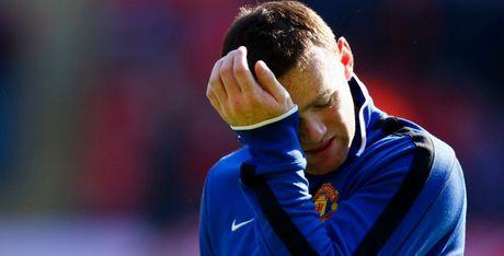 Cu den Liverpool, Rooney lai 'mat dien' - Anh 1