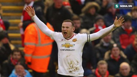 Cu den Liverpool, Rooney lai 'mat dien' - Anh 2