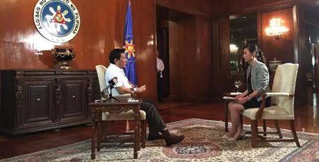 Duterte: Phe nao yeu quy, giup do toi thi toi dung ve phe do - Anh 1