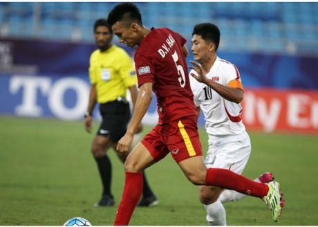 U19 Viet Nam - U19 UAE: Muc tieu la co diem - Anh 1