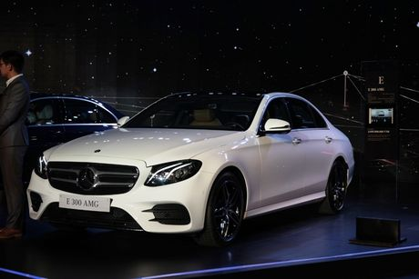Mercedes-Benz E-class the he moi ve Viet Nam co gi noi bat? - Anh 1