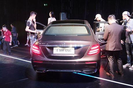 Mercedes-Benz E-class the he moi ve Viet Nam co gi noi bat? - Anh 4