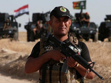 Iraq chinh thuc khoi dong chien dich giai phong Mosul khoi IS - Anh 1