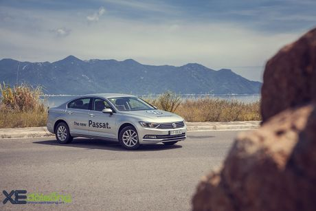 Danh gia Volkswagen Passat 2016: Xung danh vo dich Chau Au - Anh 1