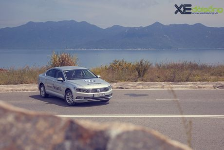 Danh gia Volkswagen Passat 2016: Xung danh vo dich Chau Au - Anh 3