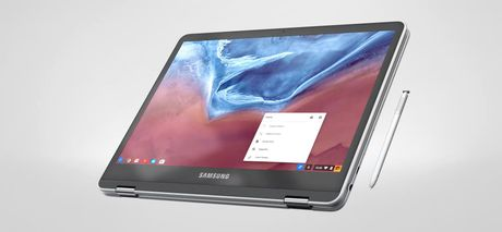 Samsung Chromebook Pro moi: chip 6 nhan, but cam ung - Anh 5