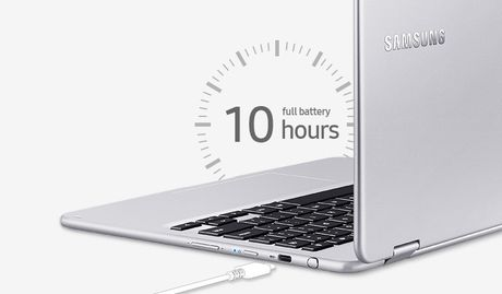 Samsung Chromebook Pro moi: chip 6 nhan, but cam ung - Anh 7