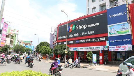 FPT Retail bat tay kinh doanh... sua - Anh 1