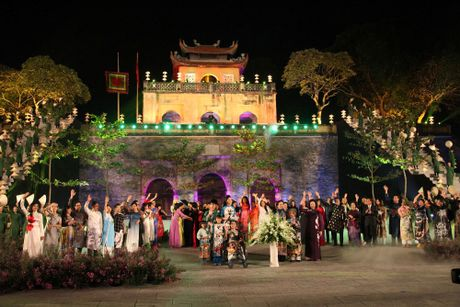 An tuong Festival ao dai Ha Noi 2016 - Anh 19