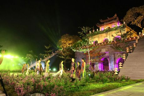 An tuong Festival ao dai Ha Noi 2016 - Anh 20