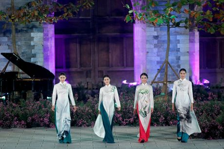An tuong Festival ao dai Ha Noi 2016 - Anh 8