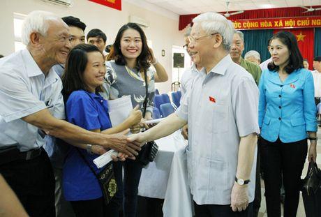 Tong Bi thu: 'Chong noi xam cang kho hon, boi vi tu ta danh vao ta' - Anh 3