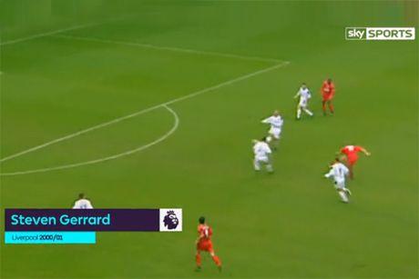 Nhung ban thang dep nhat lich su doi dau giua Liverpool va M.U - Anh 1