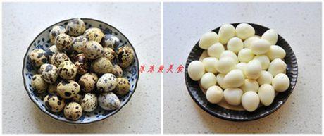 15 phut lam mon trung cut sot ca chua ngon kho cuong - Anh 1