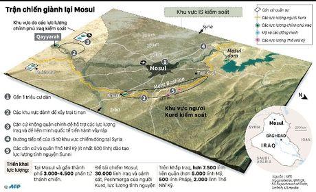 9 luc luong hien huu tren chien truong Mosul - ho la ai? - Anh 2