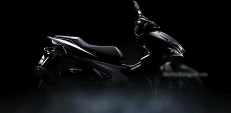 Yamaha NVX 155 chinh thuc lo dien - Anh 1