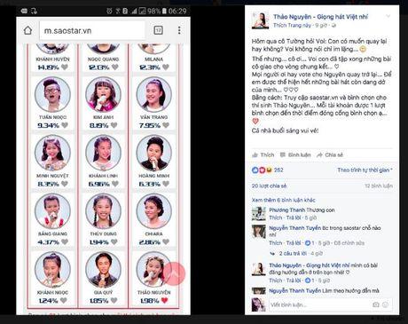 Khanh Ngoc viet thu tay cam on khan gia, Thao Nguyen luyen tap xong ca khuc cho dem Chung ket - Anh 5