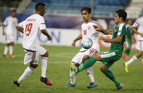 Cau thu UAE quyet thang U19 Viet Nam, van mo World Cup - Anh 1