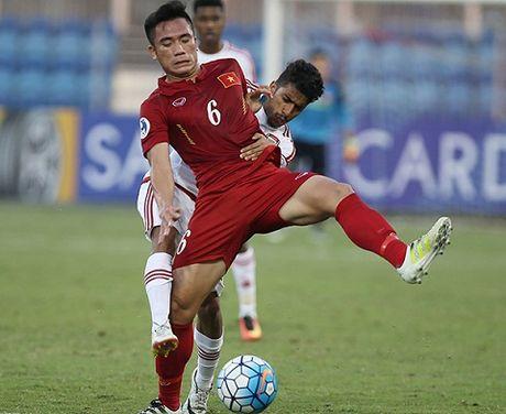 Du am U19 Viet Nam 1-1 U19 UAE: Goi ten nguoi truyen lua Hoang Anh Tuan! - Anh 2