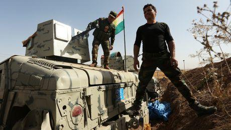 Iraq tong tan cong vao Mosul, thanh tri manh nhat cua IS - Anh 1