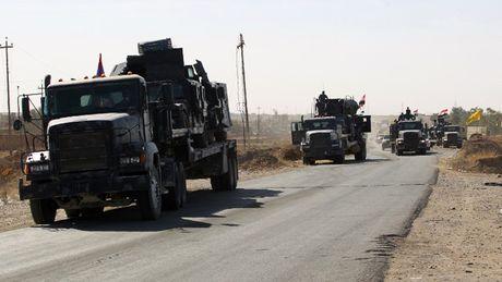 Iraq tong tan cong vao Mosul, thanh tri manh nhat cua IS - Anh 2