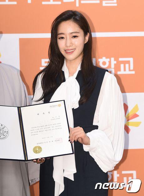 Park Min Young tro lai dep ruc ro, lan at loat nguoi dep dang dep tai su kien - Anh 12