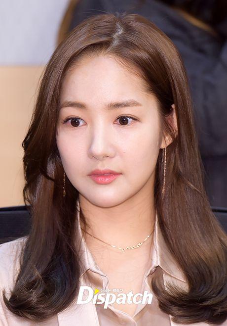 Park Min Young tro lai dep ruc ro, lan at loat nguoi dep dang dep tai su kien - Anh 2