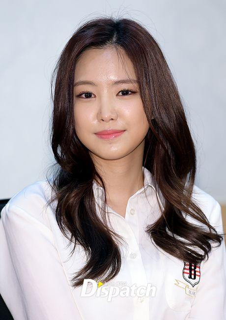 Park Min Young tro lai dep ruc ro, lan at loat nguoi dep dang dep tai su kien - Anh 7