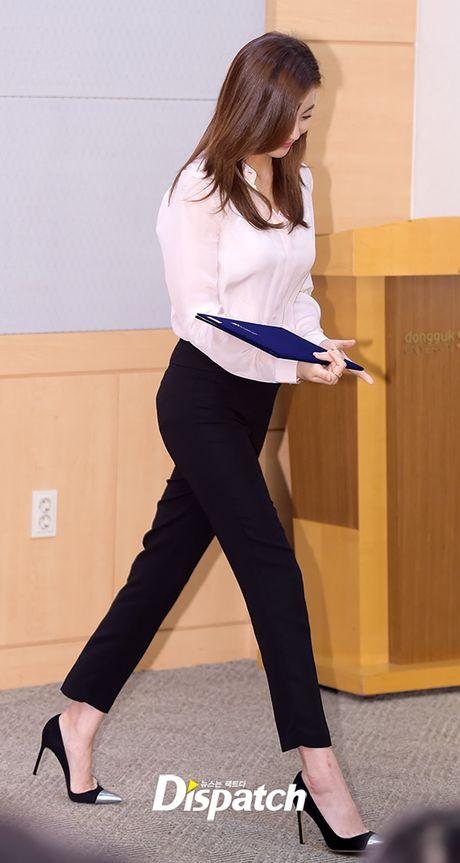 Park Min Young tro lai dep ruc ro, lan at loat nguoi dep dang dep tai su kien - Anh 8