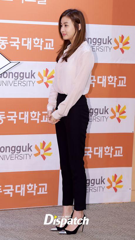 Park Min Young tro lai dep ruc ro, lan at loat nguoi dep dang dep tai su kien - Anh 9
