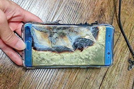 Samsung Viet Nam da thu hoi hon 8000 may Galaxy Note 7 - Anh 1