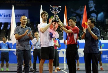 Vietnam Open 2016 – Ket thuc day kich tinh - Anh 4